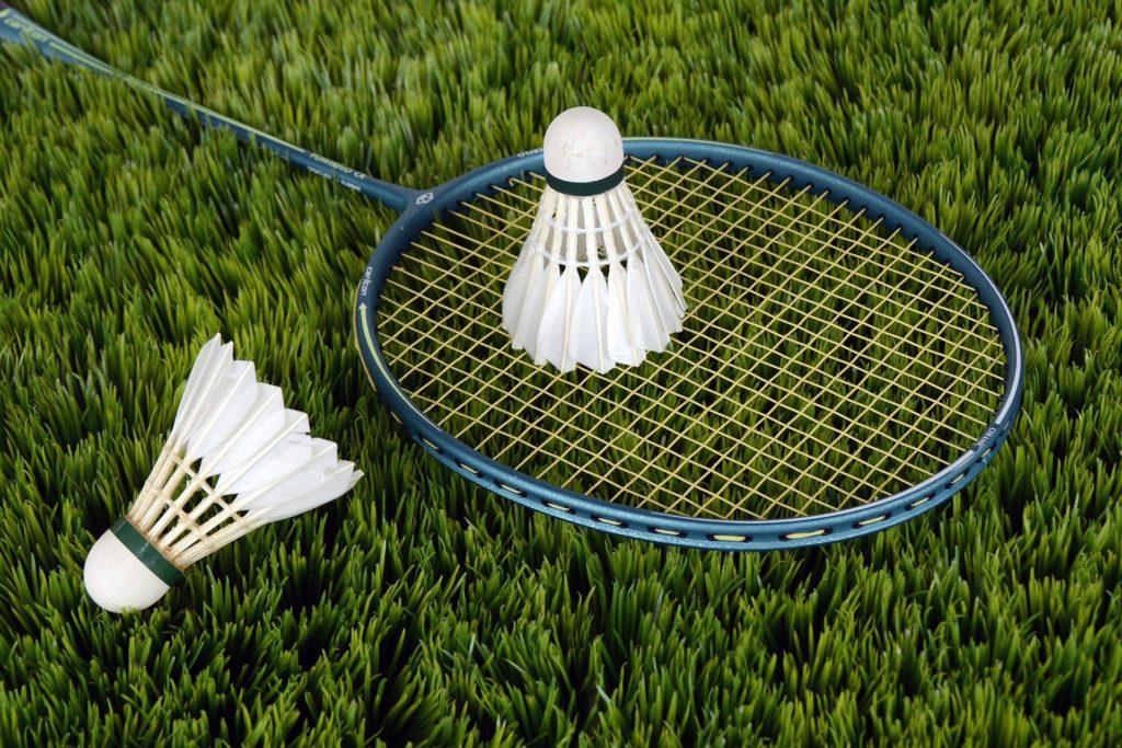 Badminton: Erster Spieltag