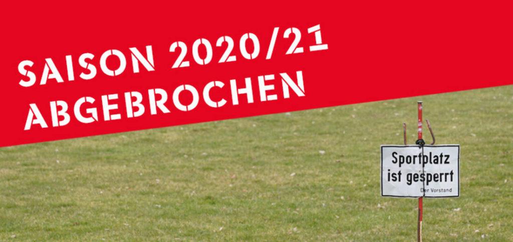 Saison 2020/21 im Badischen Fußballverband ist beendet